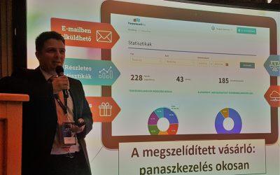 A Panaszkezelő.hu az E-commerce Hungary konferenciáján